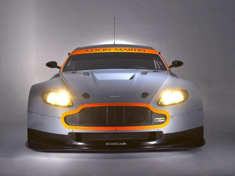 2008 Aston Martin V8 Vantage GT2