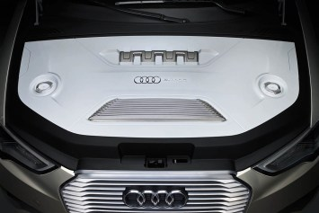 2011 Audi e-tron concept