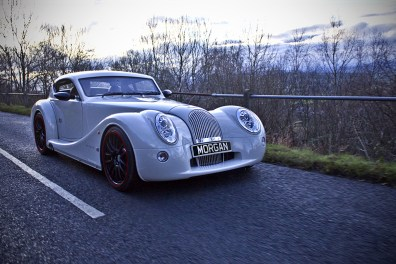 2012 Morgan Aero Coupe