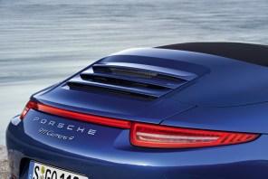 2012 Porsche 911 Carrera 4 Cabriolet