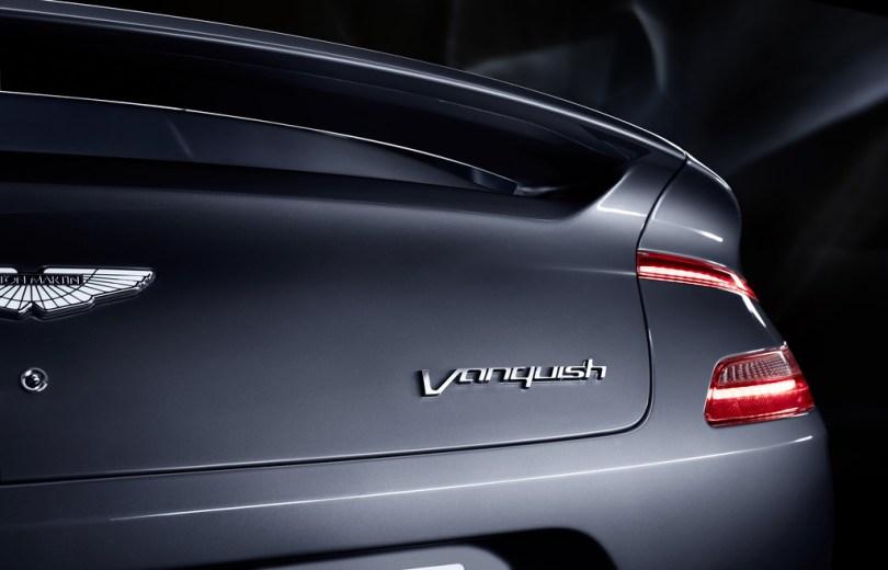 2013 Aston Martin Vanquish