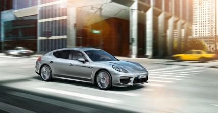2013 Porsche Panamera Turbo Executive