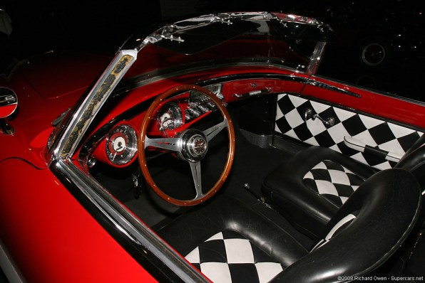 1954 Dodge Firearrow IV Concept