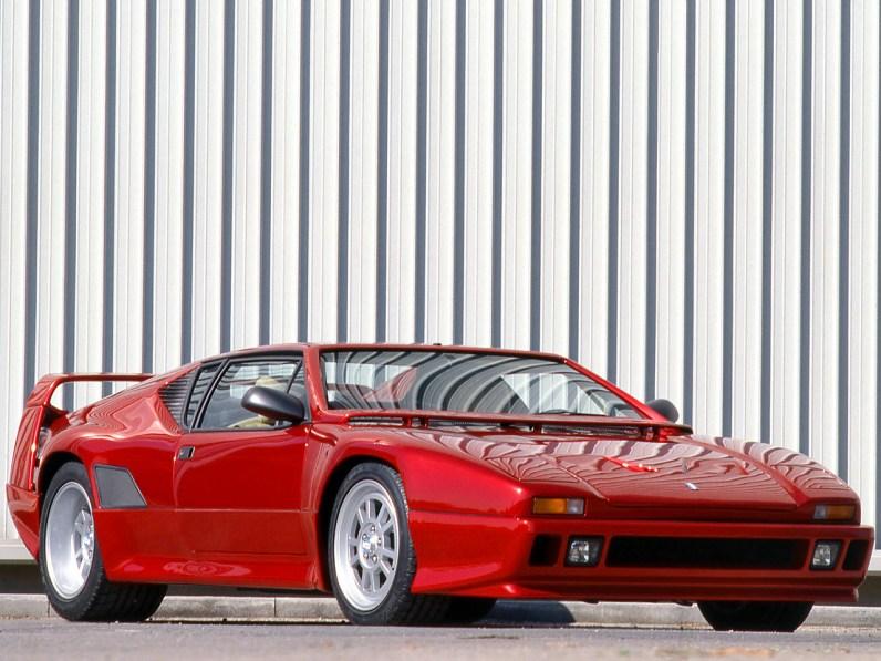 1991 De Tomaso Pantera 2