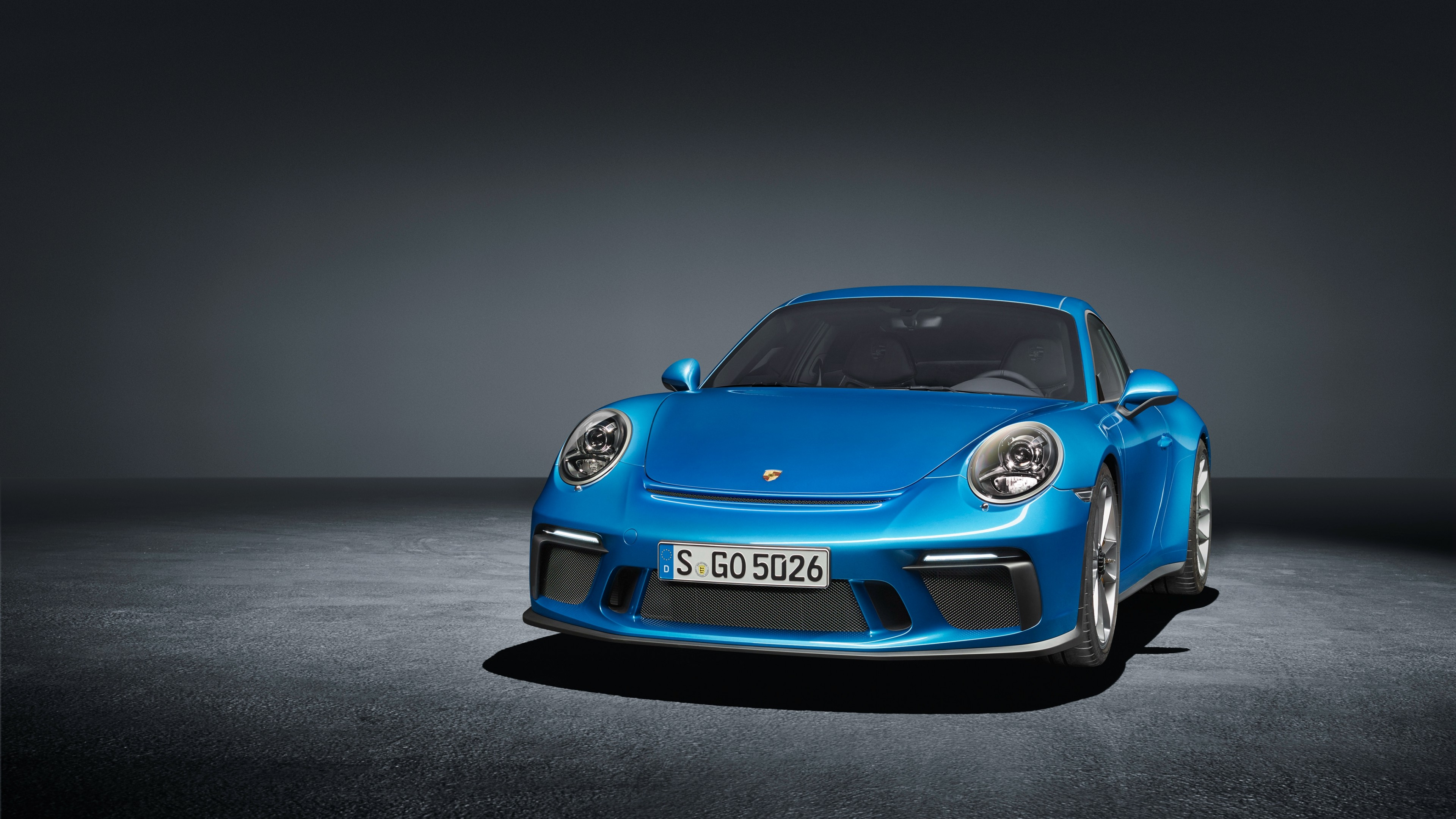 Porsche 911 Gt3 Touring Package 4k Wallpaper