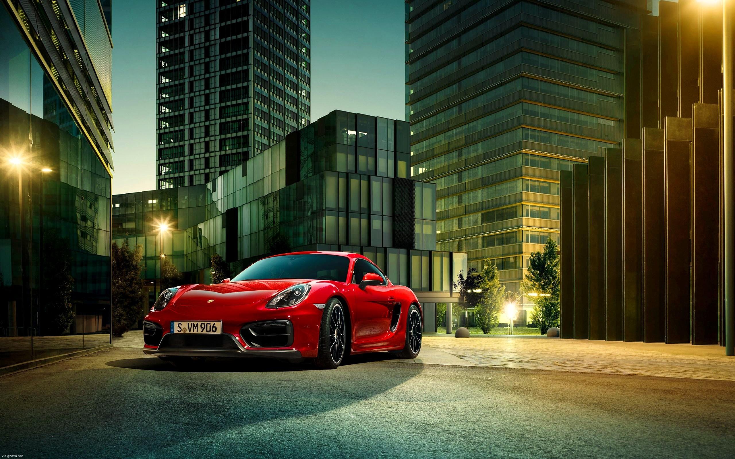 Rims Porsche Cayman