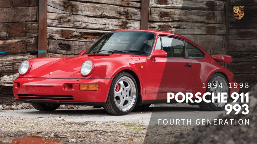 medium resolution of guide to the porsche 911 generations every generation explained wiring diagram awesome sle detail porsche 993