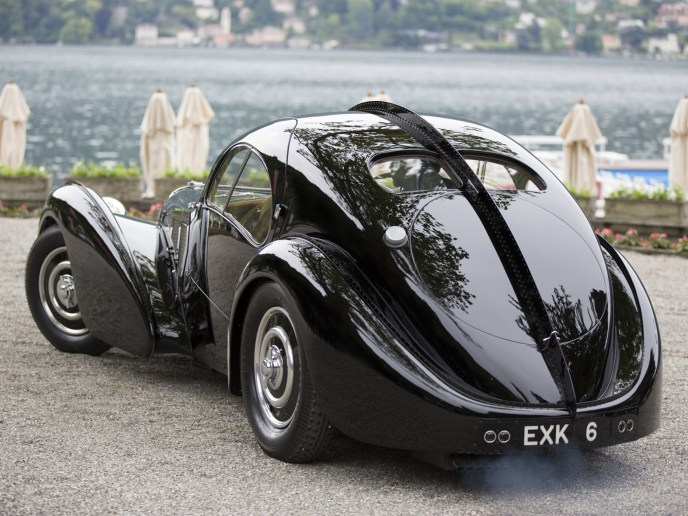 Ralph Lauren's '37 57SC Atlantic Coupe