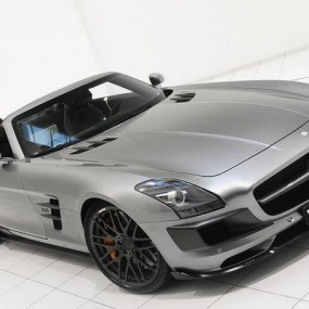 Mercedes-Benz SLS AMG featured