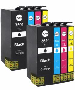 35XL Multipack voor Epson 8 stuks
