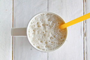 Banana and Coconutty Smoothie