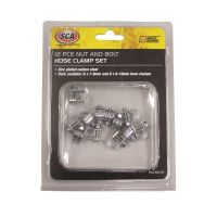 Hose Clamp - NBHC12-01, 12 Piece | Supercheap Auto New Zealand