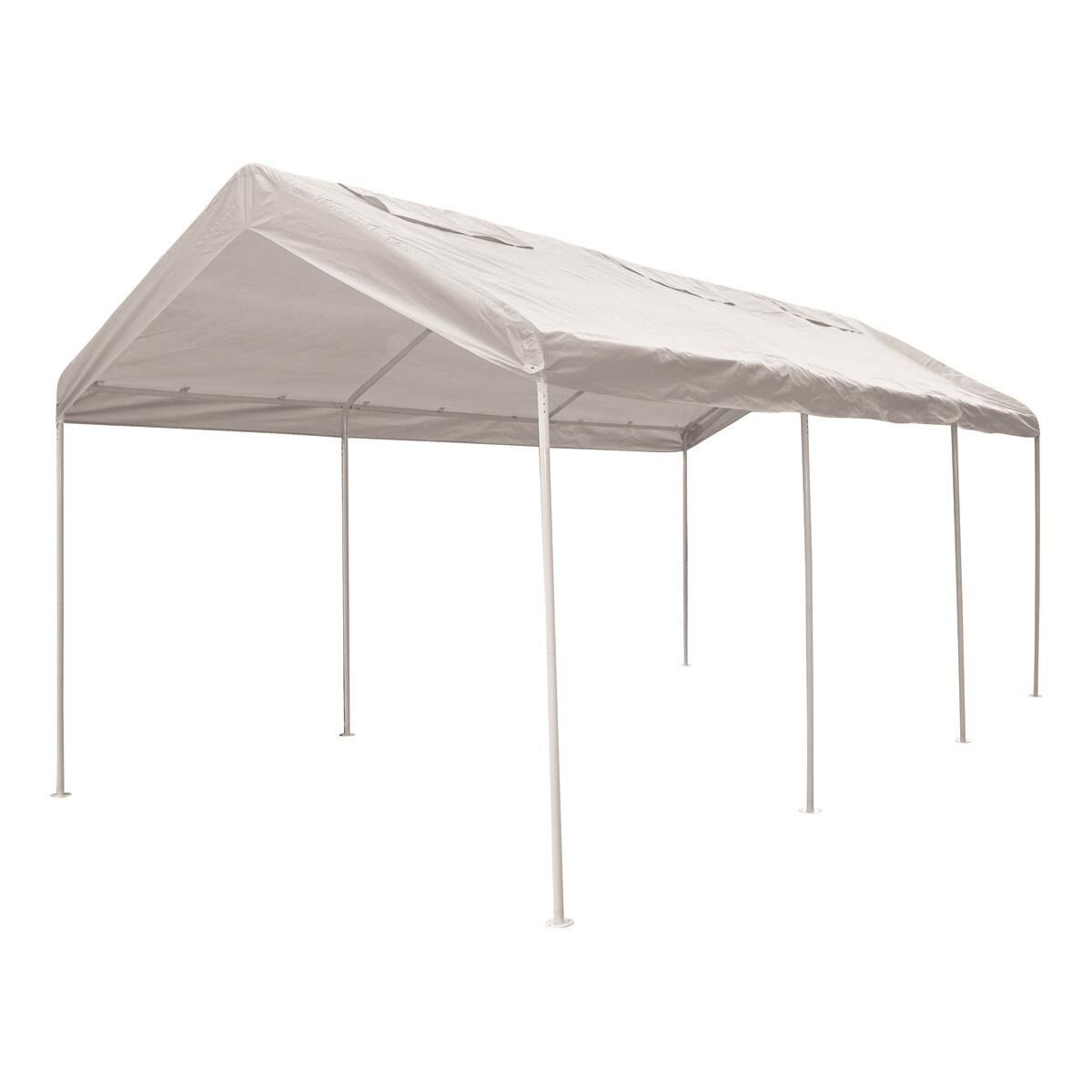 CoverALL Carport Replacement Tarp 3 X 6m White Supercheap Auto