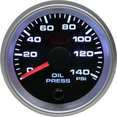 Saas Oil Pressure Gauge Wiring Diagram Sony Car Stereo Cdx Gt260mp Gauges Accessories Supercheap Auto Black 52mm Scaau Hi Res
