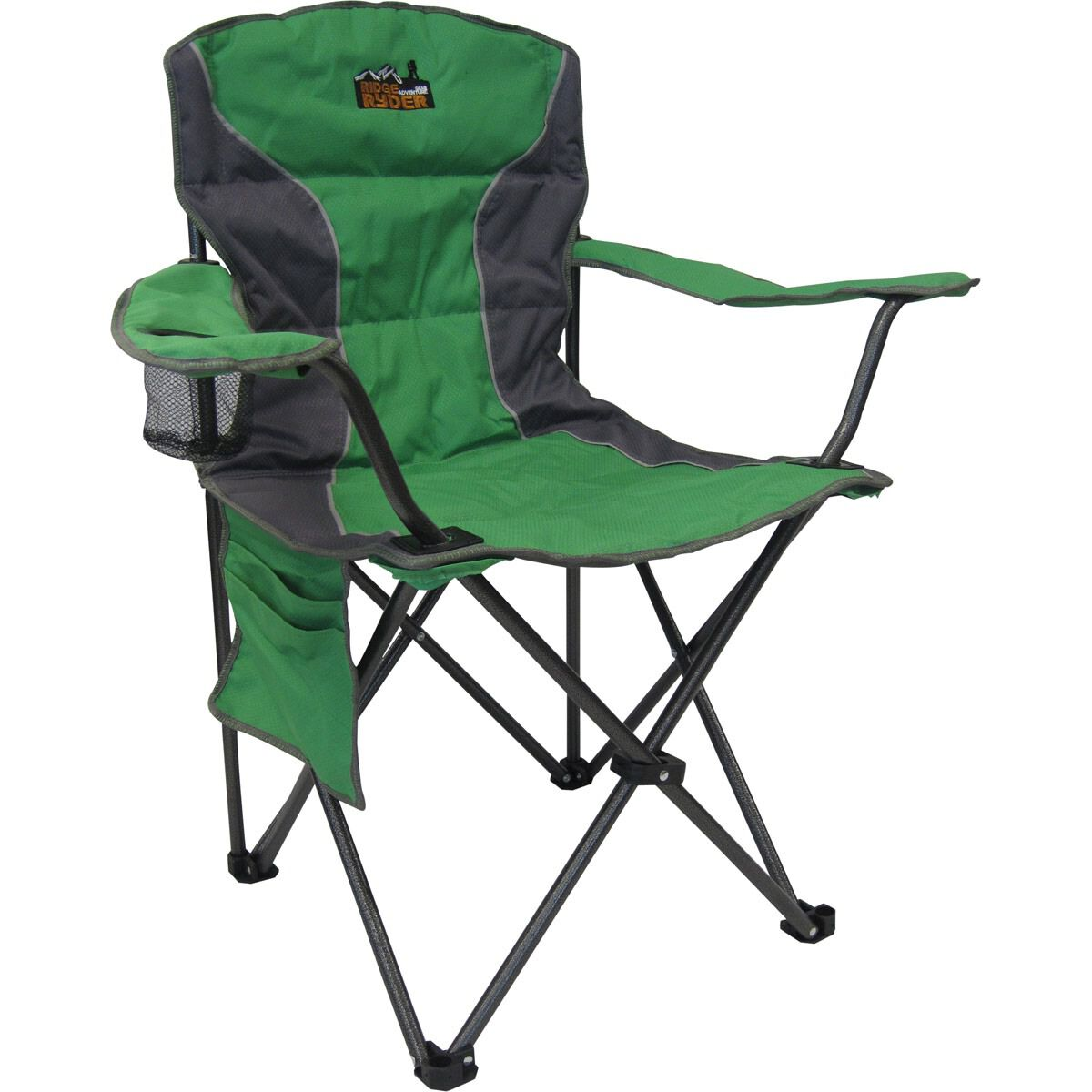 folding chair emoji twin sleeper with ottoman ridge ryder stirling camping 120kg supercheap auto scaau hi res
