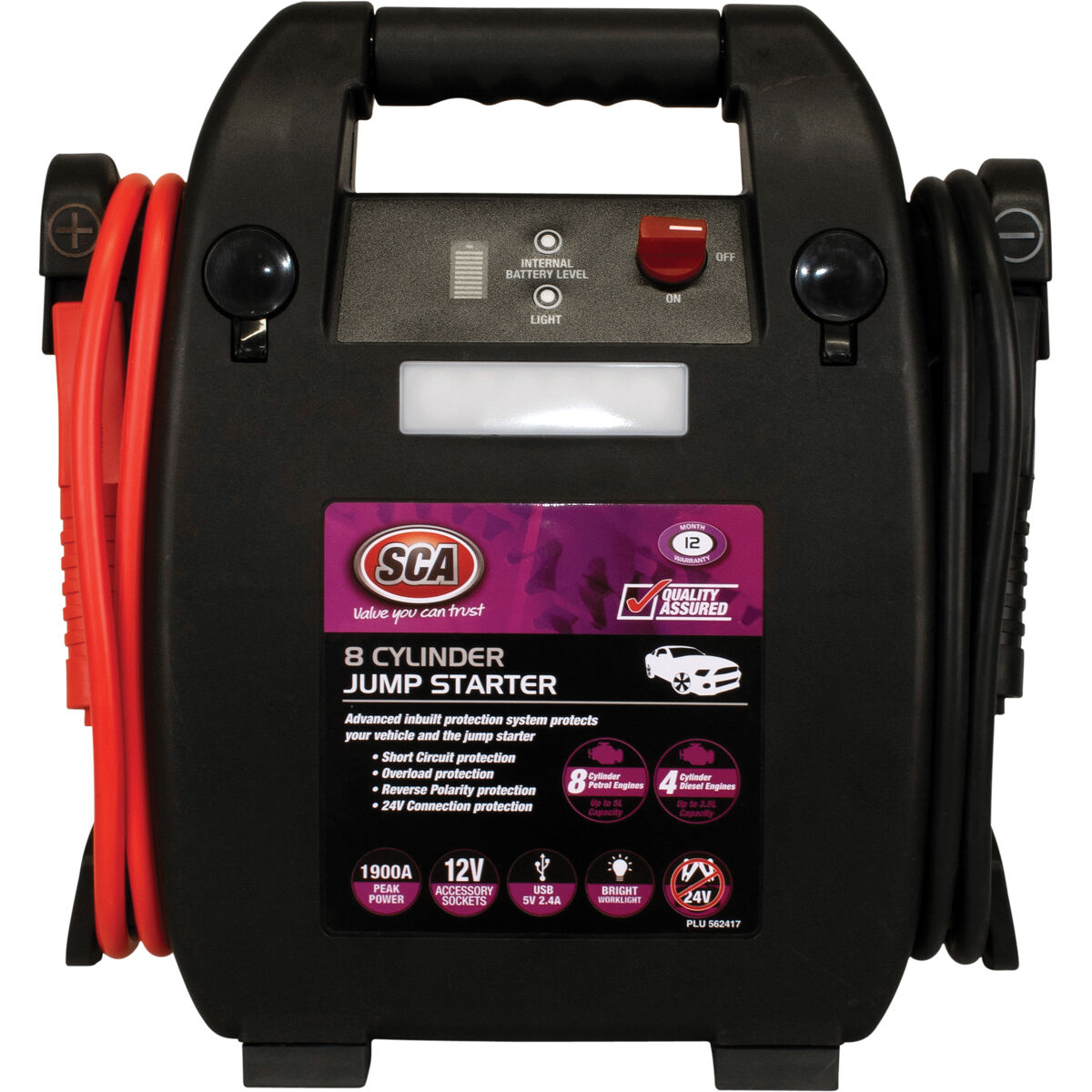 small resolution of sca 12v jump starter 8 cylinder 1900 amp scaau hi res