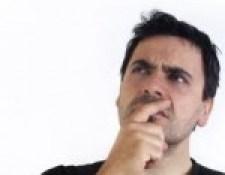 Questioning Man