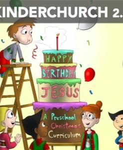 Kinder Church 2.0 (Digital Download)