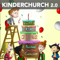 KC 2.0 Happy Birthday Jesus