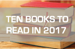 Ten Books To Read In 2017