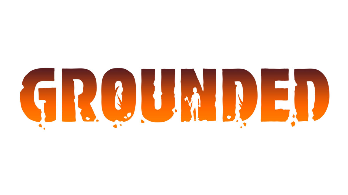 Grounded Logo Xbox Game Pass