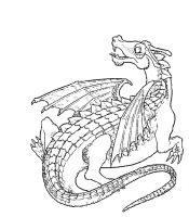 Ausmalbilder Drachen Bilder Zum Ausdrucken » Super Malvorlagen