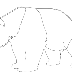 outline of panda bears wiring diagrams u2022giant panda outline coloring page free printable coloring pages [ 1590 x 1200 Pixel ]