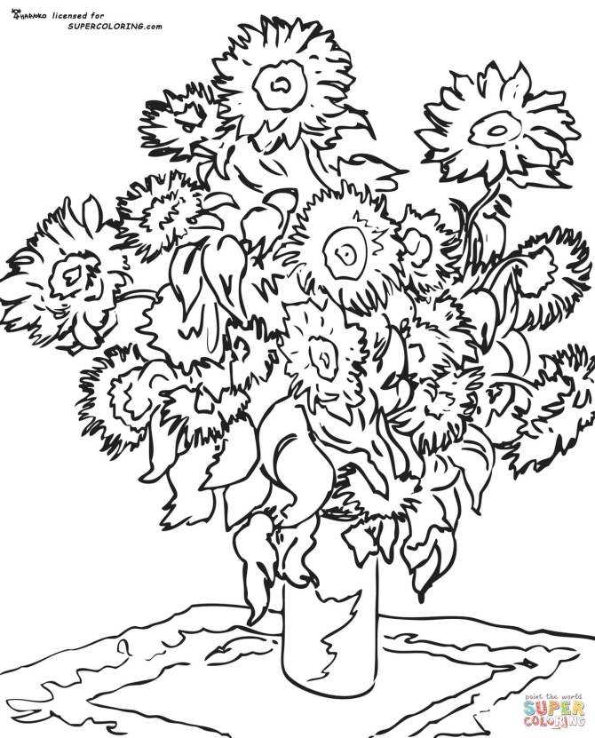 monet coloring pages   Coloring Pages for Familly and Kids