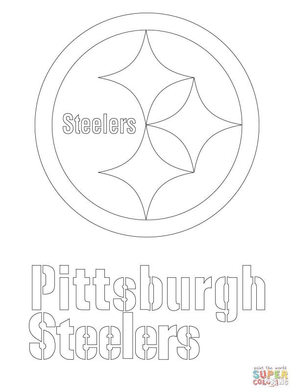 20 Pittsburgh Steelers Coloring Pages Printable Ideas And