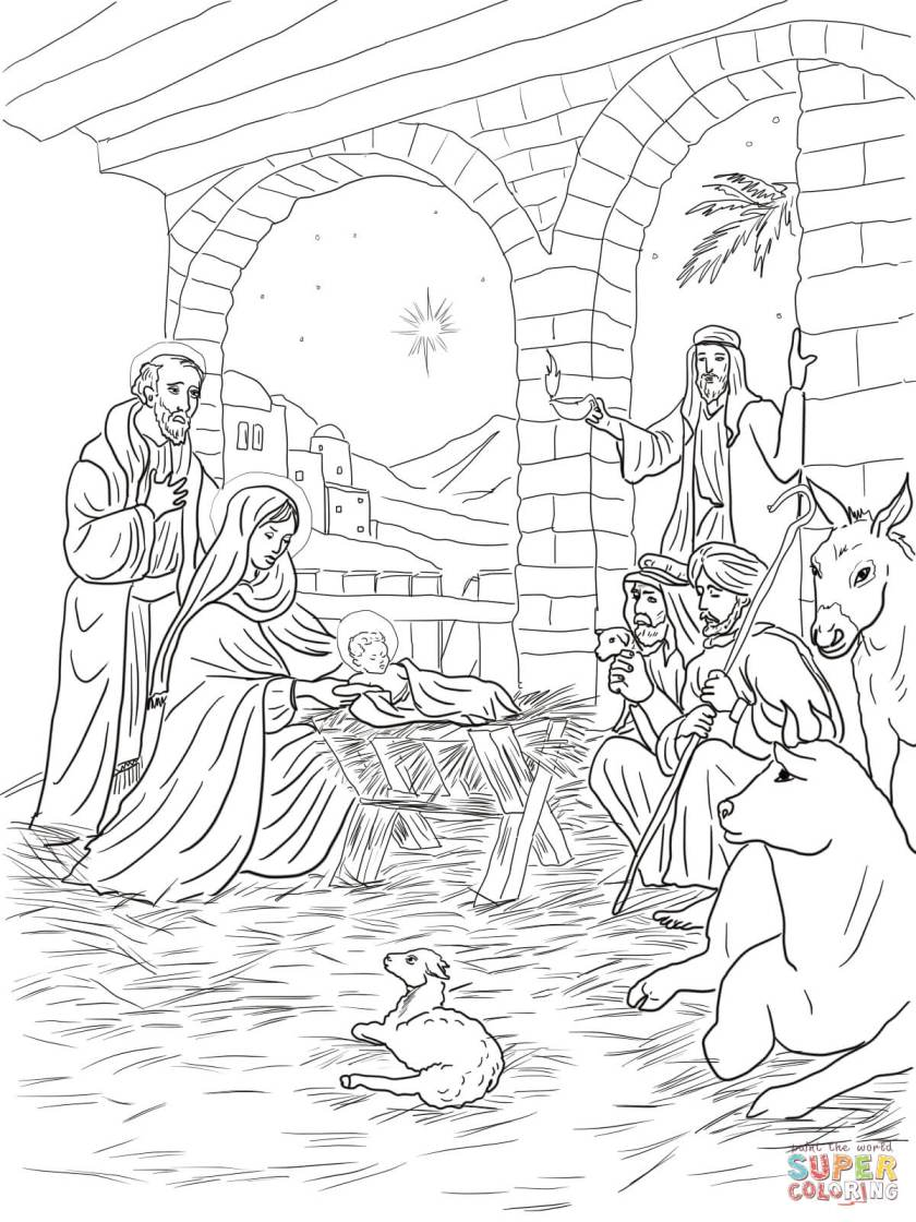 kids craft ~ diy christmas story book  young catholic