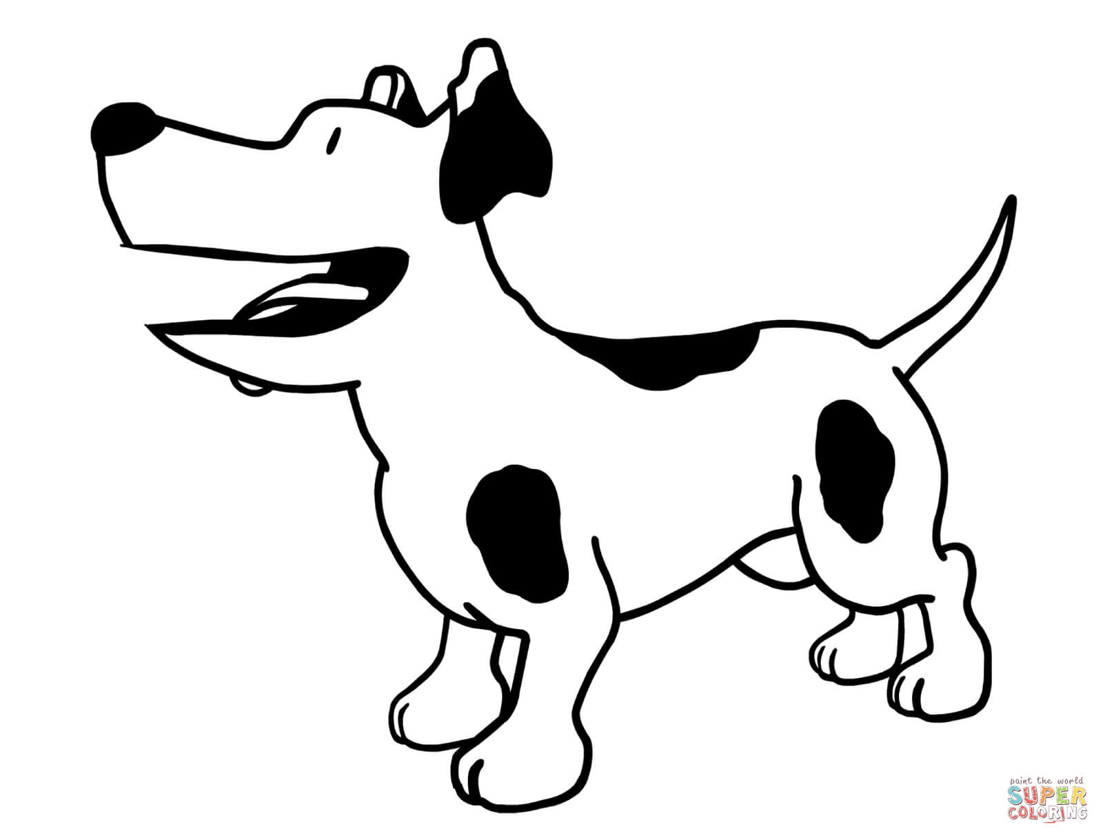 hight resolution of olivia s dog perry go dog go coloring page free printable coloring pages olivia s dog perry neck seymour duncan hot rails tele wiring diagram