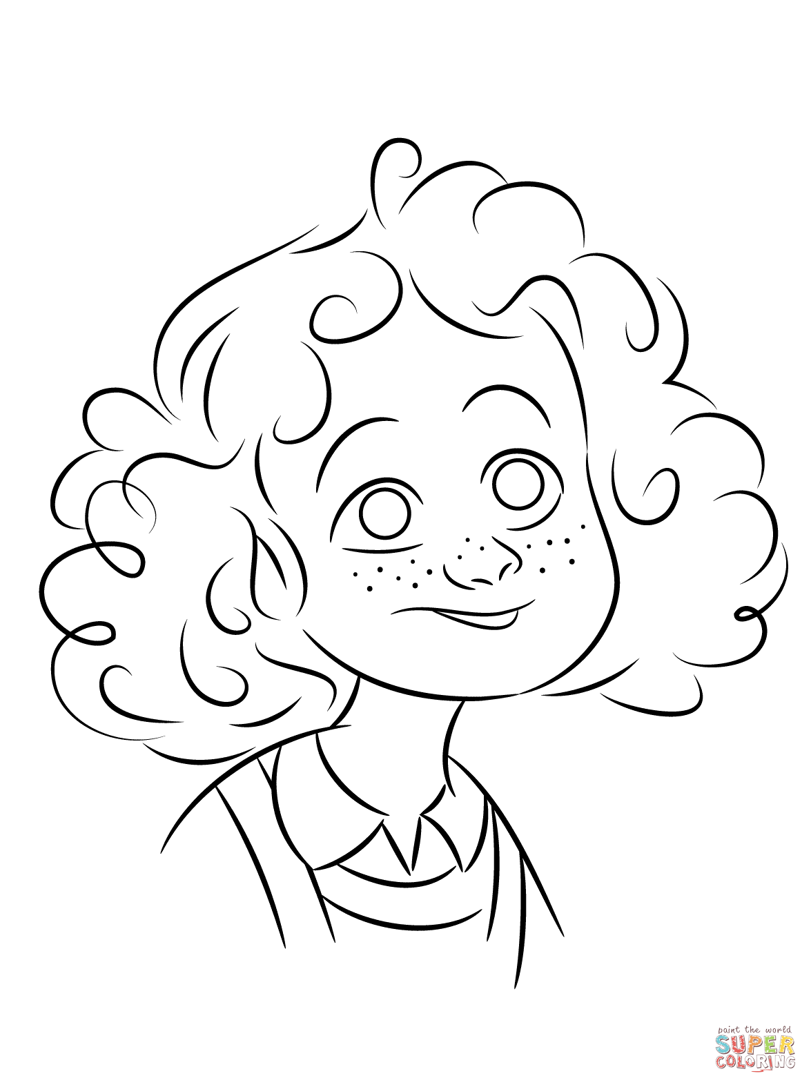 Perfect Little Orphan Annie Coloring Pages Embellishment Coloring