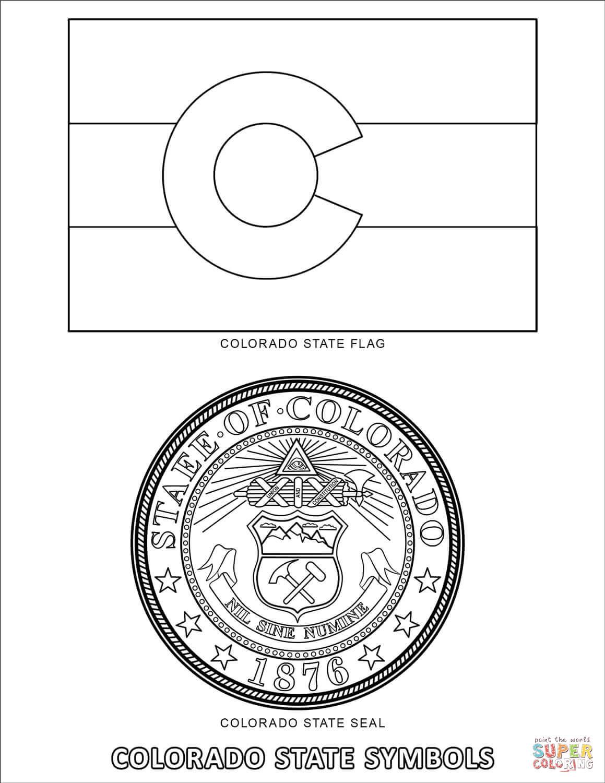 Printable United States Symbols Worksheets