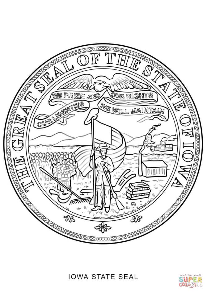 florida seal coloring pages - photo#12