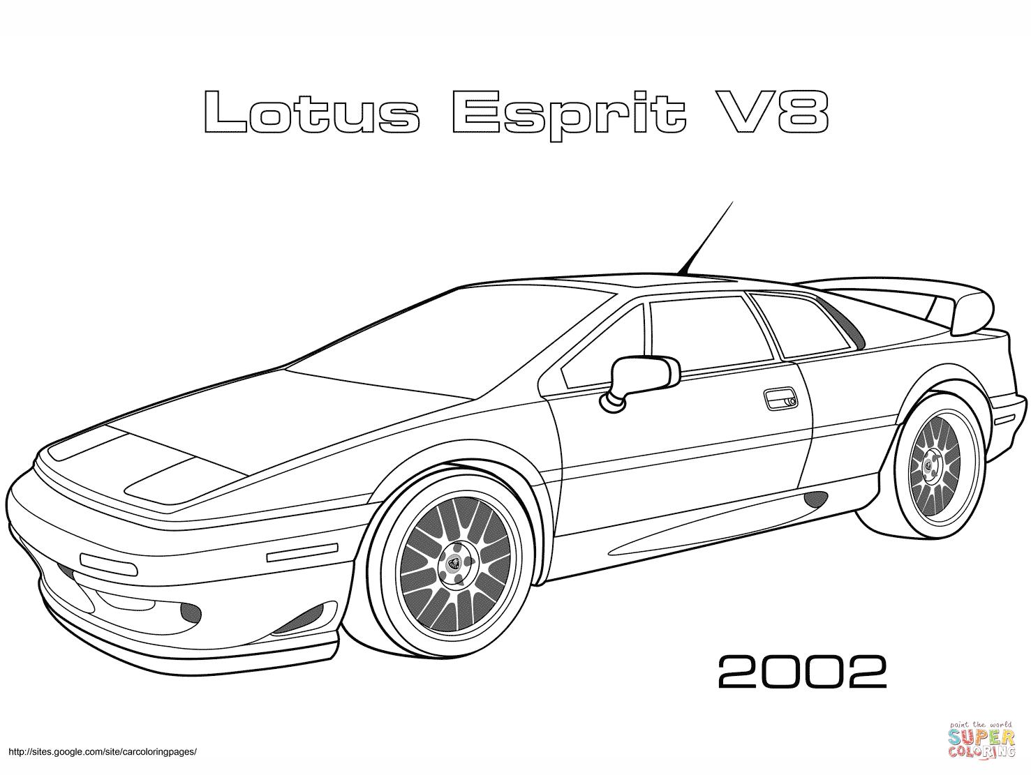 Ispirazione Disegni Ferrari F1 Da Colorare Per Bambini