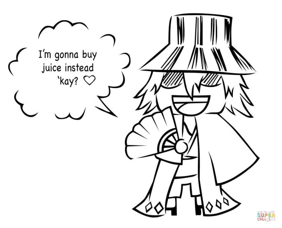 How To Draw Kisuke Urahara Bleach Manga
