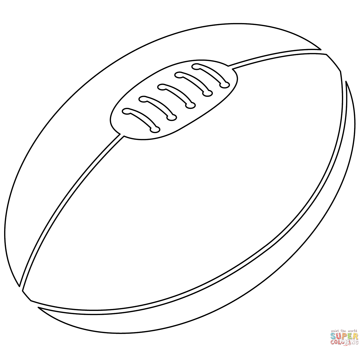 Rugby Clipart