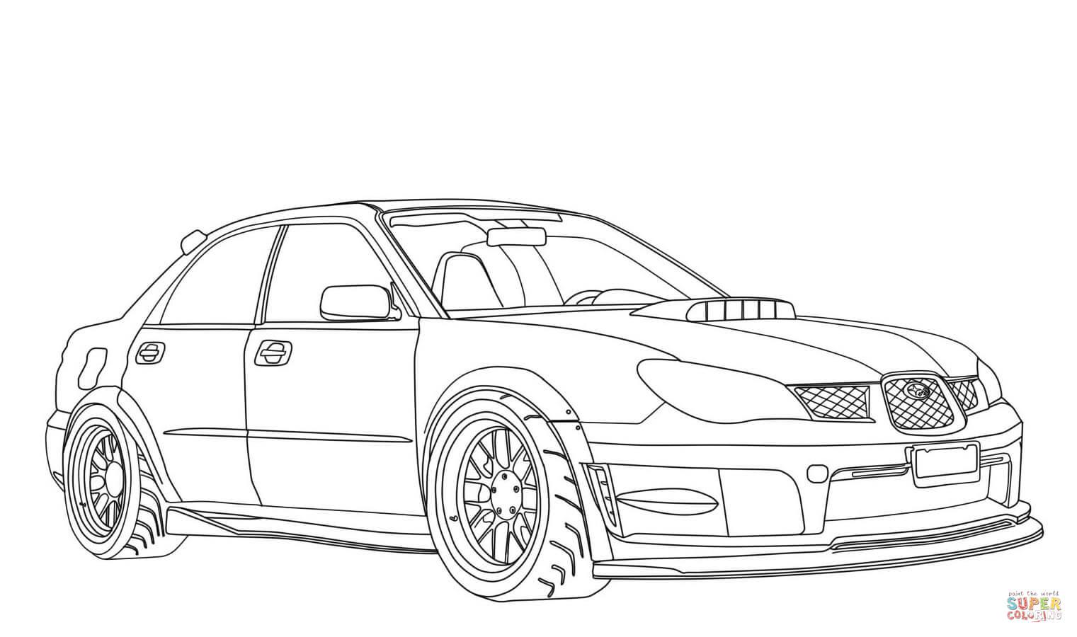 Gtr Race Car