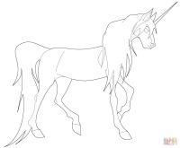 unicorn malvorlagen kostenlos download - zeichnen und färben