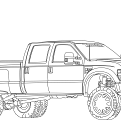 click the 2012 ford f350 dually lifted  [ 1493 x 912 Pixel ]