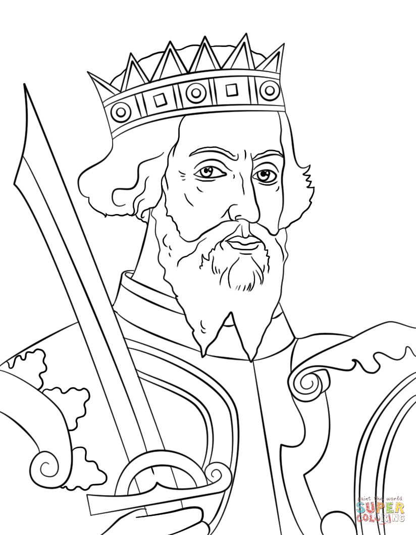 Macbeth Coloring Pages