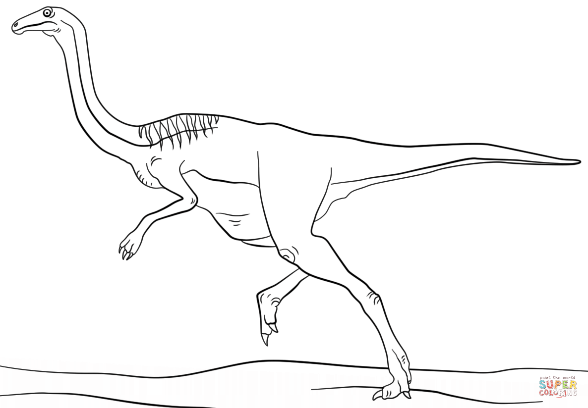 Indominous Rex Coloring Pages