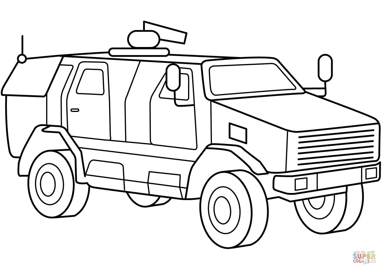 Fire Truck Dot To Dot Worksheet