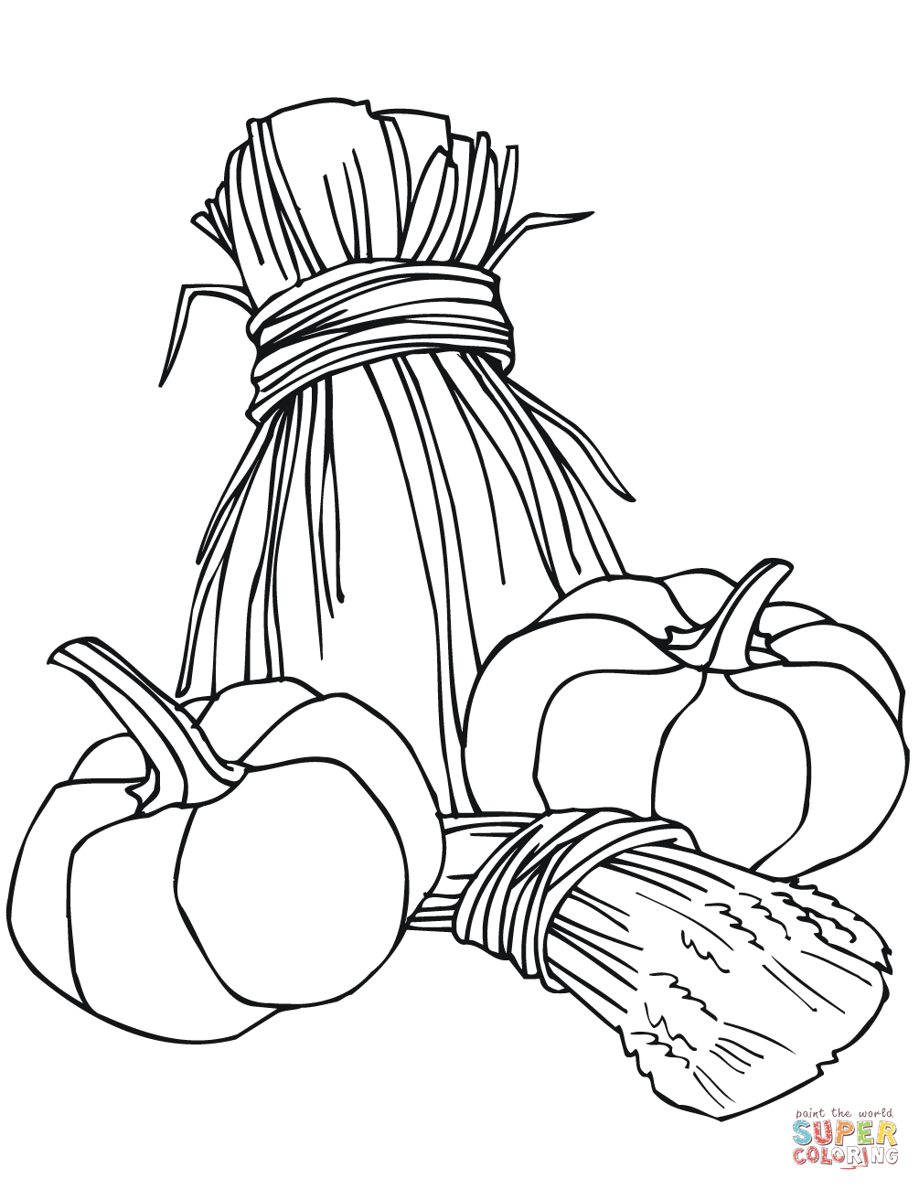 Wheat Coloring Pages To Print Coloring Pages