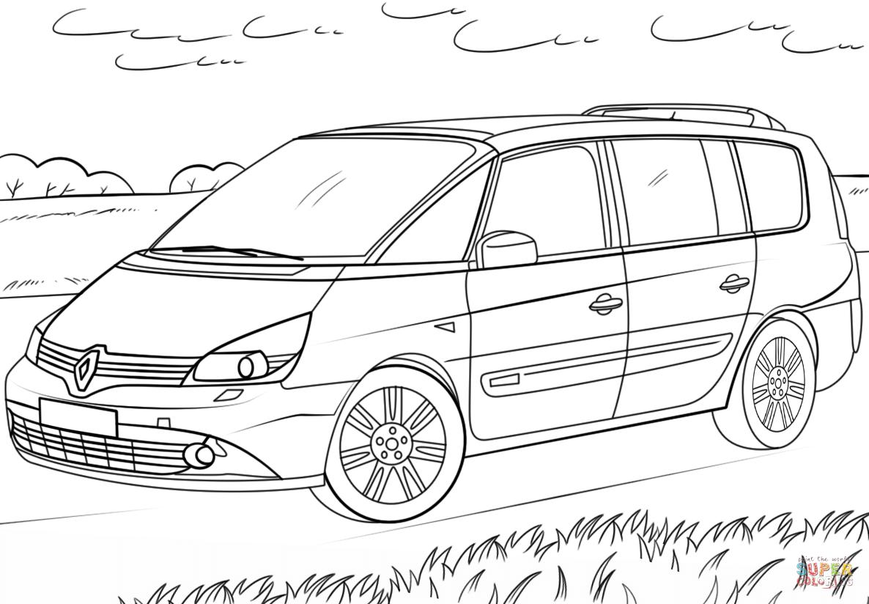Renault Espace Varityskuva