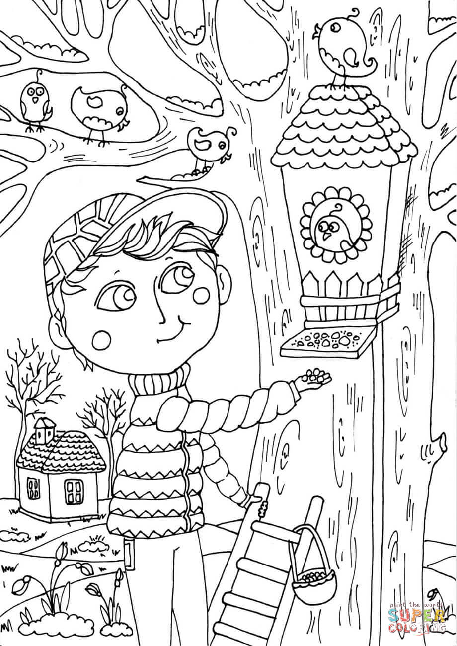 Free Coloring Pages Download Peter Boy In March Page Printable Of