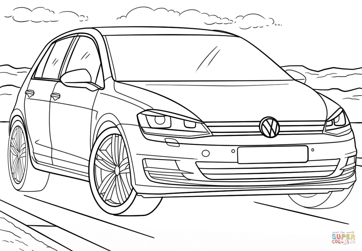 Vw Mk5 Rally Car
