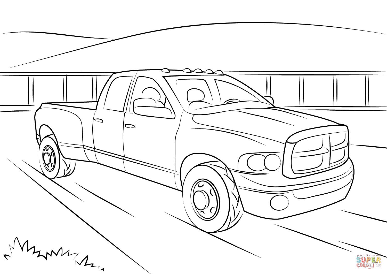 ram trucks bedradingsschema van een