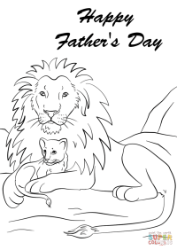 Happy Fathers Day Coloring Pages | Coloring Pages