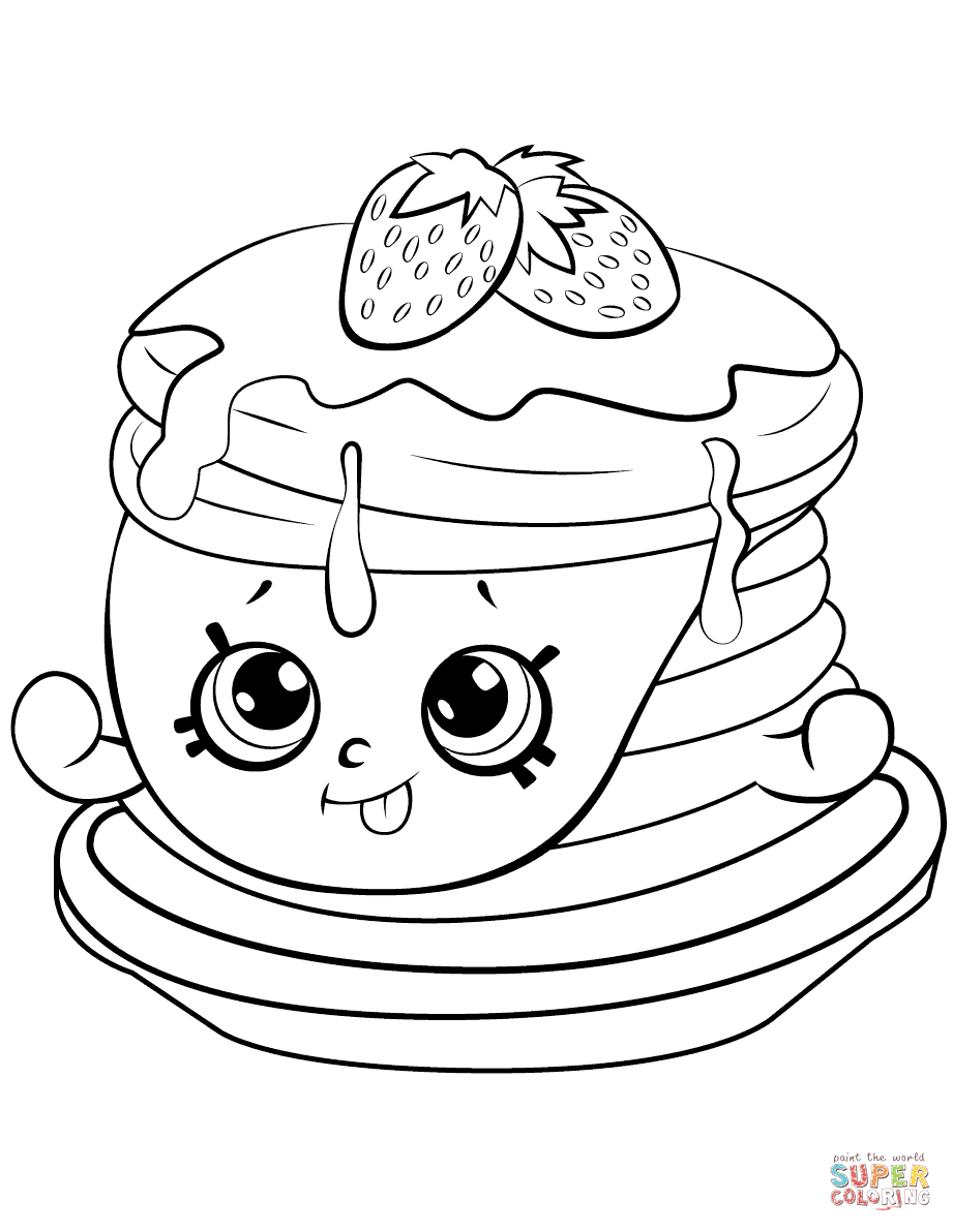 Shopkins Coloring Pages Bubbles Free Coloring Pages Library